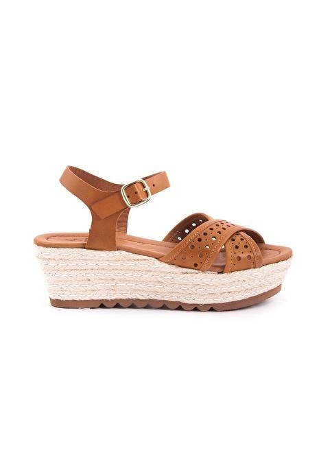 Tanca Ayakkabı Taba